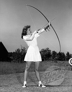 Archery.  Oh yes!