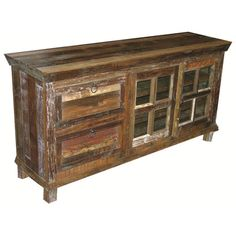 MOTI Furniture Rainforest TV Stand