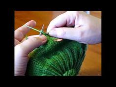 KnitCircus.com presents an excellent video tutorial on short rows.  I am making a scarf with major short rows, so this is very timely.