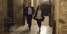 Women in Movies Running in Heels