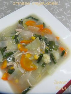 Chinese Mixed Vegetables/Bangladeshi Style Chinese Mixed Vegetables Recipe/step by step Chinese Vegetables Recipe | Zuranaz Recipe