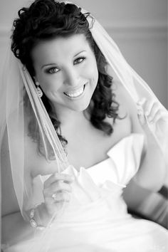 Wedding dress and veil. Lydianobleevents.com Alabama Wedding Planner