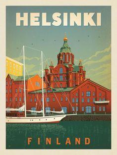 Helsinki •  Finland ~ Anderson Design Group