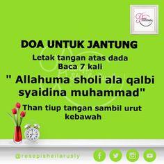 Doa untuk Jantung