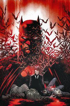 Detective Comics cover by Jason Fabok