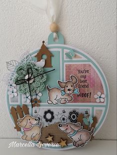 Marianne Design, My Best Friend, Birthday Cards, I Am Awesome, Scrap, Christmas Ornaments, Holiday Decor, Ticket, Tags