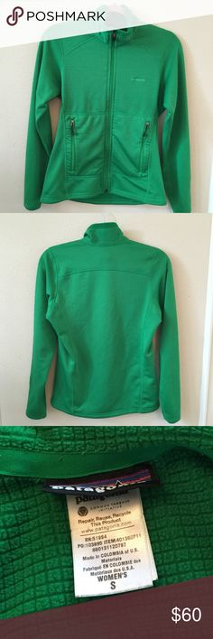 Patagonia Jacket Patagonia green jacket in very good used condition size S. Patagonia Jackets & Coats