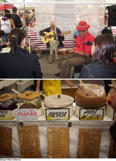 At Praça Benedito Calixto in Pinheiros, there's an art, culture and food market every Saturday from 8 a.m.-7 p.m. In the food tent you'll find a mix of typical Brazilian food, mostly from the Northeast and a live folk band. Grab something small from several booths, a cold beer, and walk around the antique street market.