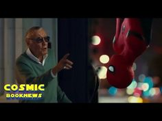 Stan Lee makes his cameo in the latest 'Spider-Man: Homecoming' trailer