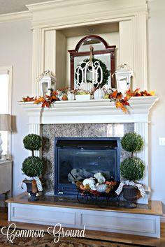 common ground : Blogger's Seasonal Harvest Tour