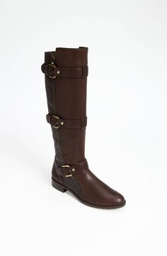 Gotta get these!!!!  Stuart Weitzman 'Strapmein' Boot (Nordstrom Exclusive) available at #Nordstrom
