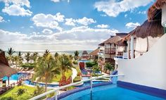 Groupon - Five-Night Riviera Maya Vacation with Airfare and All-Inclusive Stay at El Dorado Casitas Royale from Travel By Jen. Groupon deal price: $1,399.00