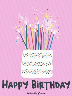 Happy Birthday Mom Images, Happy Birthday Celebration, Happy Birthday Wishes Cards, Happy Birthday Meme, Birthday Blessings, Birthday Love, Happy Birthday Cakes, Birthday Images, Birthday Greeting Cards
