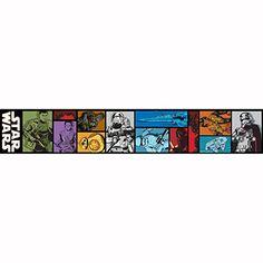 Star Wars Episode VII Self Adhesive Wallpaper Border 5m S... https://www.amazon.co.uk/dp/B01BYKLVHU/ref=cm_sw_r_pi_dp_x_-2MCybR8QRVKY