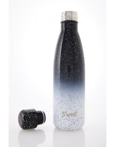 This Monochrome S'well bottle features an Instagrammable ombre speckle design that will look right at home in your handbag, at the gym or out on the go. As functional as it is fashionable, this stylish water bottle keeps drinks cool for 24 hours or hot for 12 hours; encouraging you to drink more fluids throughout the day and stay hydrated.