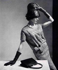 1960 dress by Pierre Cardin