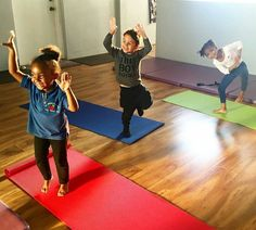 Children are happy because they don't have a list in their minds called 'All The Things That Could Go Wrong.' This weekend make your own list of all the things that CAN WILL & ARE going right for you.  : @kinetixbda #growth #happykids #positivity #kidsyoga #wearebermuda #yogakids #littleyogi #movementculture #yoga #happyfriday by wearebda