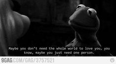 Just Kermit.