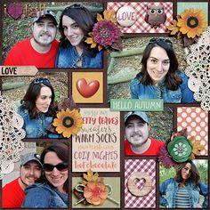 I Love Fall - Scrapbook.com