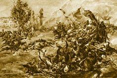 battle of Trzciana 1629 2