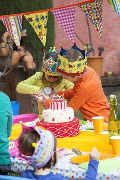 Fiesta de cumpleaños Micumacu