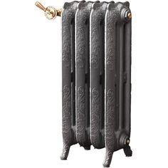 Radiateur fonte heat line - Pied radiateur fonte leroy merlin ...