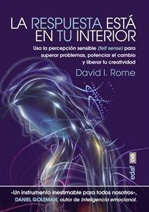 """#Psicología La respuesta está en tu interior. """"Usa la percepción sensible para superar problemas, potencia""""."""