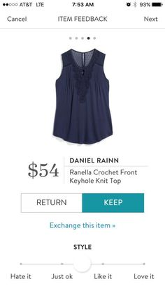 Dear Stitch Fix Stylist, <3 comfortable clothing.  <3 knits.  <3 the color.  LOVE the detail.  LOVE loose clothing.  Would wear this!  Beautiful!!!  ~~~