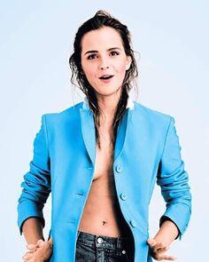 Ema Watson, Emma Watson Sexiest, Blazer, Sexy, Jackets, Lips, Women, Movies, Fashion