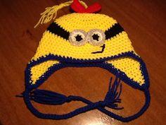 Girly Minion Hat