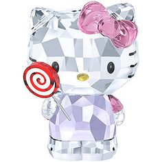 LOVE. Hello Kitty Lollipop from #Swarovski