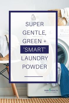 Today, as more and more people think about the environment and the way they wash and protect their clothes, they are looking for ways to do it by using safer products in their laundry. Chronic Fatigue Causes, Laundry Powder, My Essential Oils, Holistic Wellness, How To Start A Blog, It Hurts, Promotion, Personal Care, Disappointment