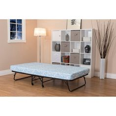"Folding Guest Bed with 5"" Mattress, Twin for Sale"