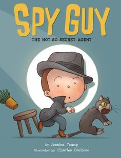 Spy Guy is determined to become a good, sneaky spy, but he cannot do it without the help of his father, the Chief.