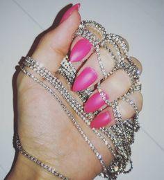 #nailart #nails #ongles #uvgel ##Pink #fashions #style #fashion #lifestyle #life  #Beauté #beauty