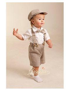 Newspaper Boy Ring Bearer Outfit Baby Boy Linen Suit Baptism Shorts With Suspenders . Newspaper Boy Ring Bearer Outfit Baby Boy Linen Suit Baptism Shorts With Braces Newspaper Boy Hat Rustic Wedding Boy Sui. Baby Outfits, Outfits With Hats, Kids Outfits, Baptism Outfits For Boys, Baptism Clothes, Costume En Lin, Costume Garçon, Boys Formal Suits, Boys Suits