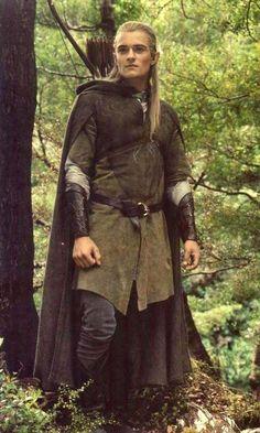 Legolas my hero