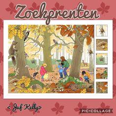 Zoekprenten Herfst <Juf Kelly>