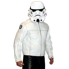 Star Wars Leather Stormtrooper Jacket