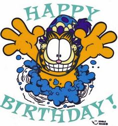 5263b23710b77caf65742bb680a498fc garfield quotes garfield pictures birthday wishes for male friends google search well said,Happy Birthday Cartoon Meme
