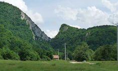Spa, River, Mountains, Nature, Outdoor, Cabin, Outdoors, Naturaleza, Nature Illustration