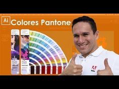 (739) ✅✅✅Como encontrar colores Pantones en Illustrator - YouTube Illustrator Tutorials, Baseball Cards, Illustration, I Found You, Illustrations