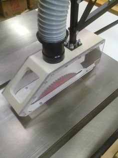 Build A Table Saw Boom Arm Dust Collector?   By Newbirdhunter @  LumberJocks.com