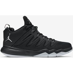 Jordan CP3.IX Men's Basketball Shoe. Nike.com ($115) ❤ liked on Polyvore featuring men's fashion, men's shoes, mens shoes and nike mens shoes
