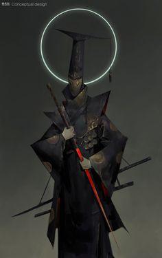 Wenwen chou, zhihui Su on ArtStation at https://www.artstation.com/artwork/ZnPJw