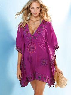 The Caftan Dress #VictoriasSecret http://www.victoriassecret.com/clearance/dresses-and-skirts/the-caftan-dress?ProductID=50925=CLR?cm_mmc=pinterest-_-product-_-x-_-x