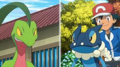 Ash's Greninja - Bulbapedia, the community-driven Pokémon encyclopedia