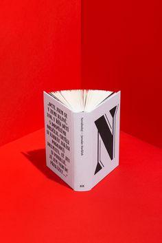 Neviditelný – Book Design on Behance Brochure Layout, Brochure Design, Creative Cv, Graphic Design Books, Buch Design, Book And Magazine, Album Book, Any Book, Magazine Design