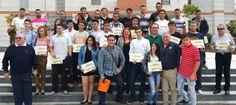 36 jóvenes obtienen el título de socorrismo acuático en Salobreña