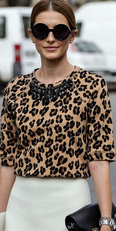 Street Style | Leopard Print